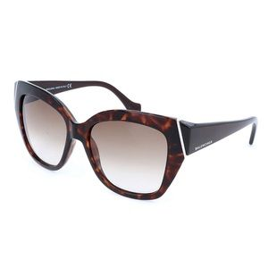 Balenciaga Sunglasses in Dark Havana NEW!
